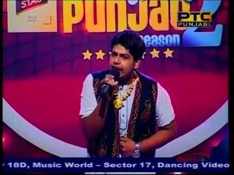 Dhol Jageero Da by Karan Juneja In Voice Of Punjab 2