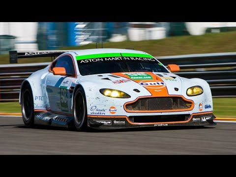 Aston Martin Vantage GTE Pure Sound (HD)