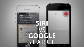 Siri vs Google Search_ iOS 6 vs. Jelly Bean