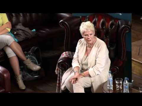 Dame Judi Dench, The Cambridge Union Society
