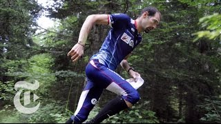 Running Wild: Orienteering | The New York Times