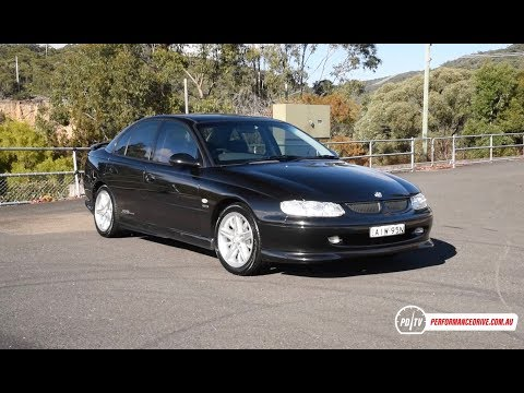 2000 Holden VT Commodore SS (5.7L) 0-100km/h & engine sound