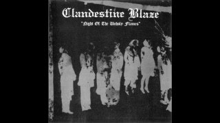 Watch Clandestine Blaze Chambers video