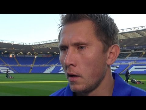 INTERVIEW | Tomasz Kuszczak reacts to Wolves loss | Birmingham City 0-2 Wolverhampton Wanderers