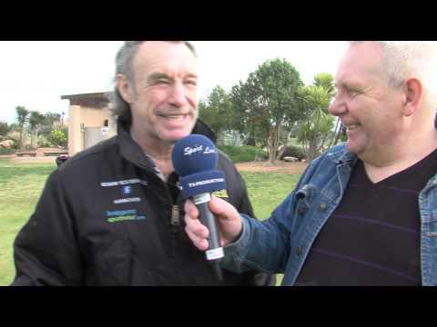 Mit René Weller auf Mallorca : Sport-Live Moderator Uwe Kisker
