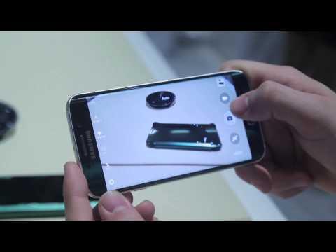 Samsung Galaxy S6 EDGE i Samsung Galaxy S6 nasze pierwsze video z nowymi super smartfonami