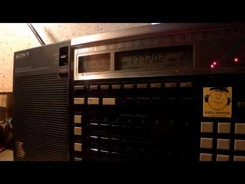 22 05 2015 Adventist World Radio Swahili to CEAf 1725 new 17720 Madagascar, ex 17570//9600 Meyerton