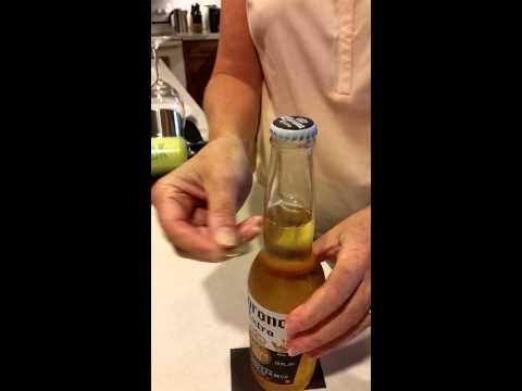 Fridge Beer Magnet Beer Bottle Magnet Quarter