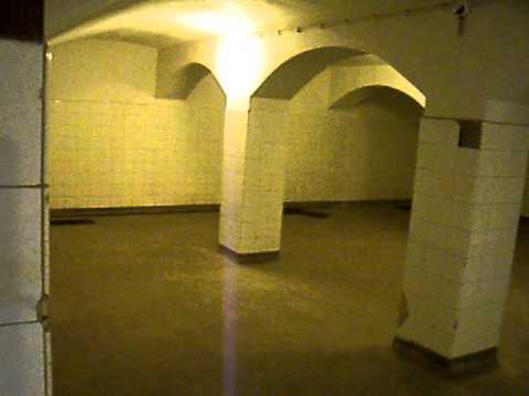 Sala de autopsias y depósito de cadaveres