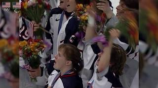 1998 Womens Ice Hockey Team - U.S. Olympic & Paralympic Hall of Fame Finalist
