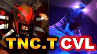 TNC.TIGERS vs CALVALRY - SEA vs CHINA BATTLE!- ANGGAME DOTA 2