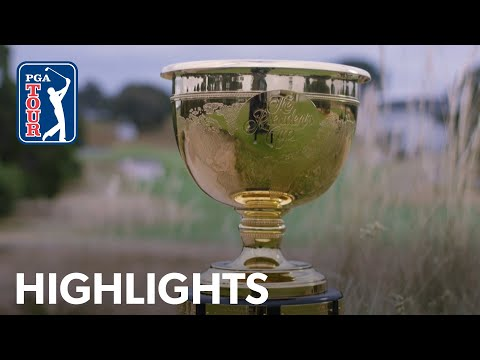Highlights | Day 2 | Presidents Cup