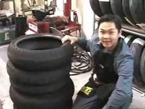 When to Change Your Motorcycle Tires