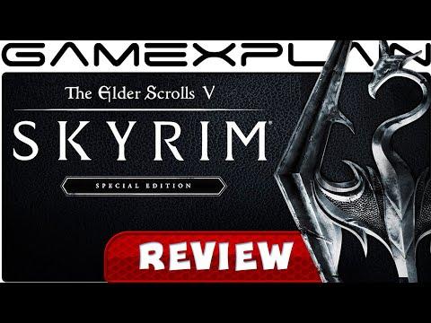 The Elder Scrolls V: Skyrim - REVIEW (Nintendo Switch)