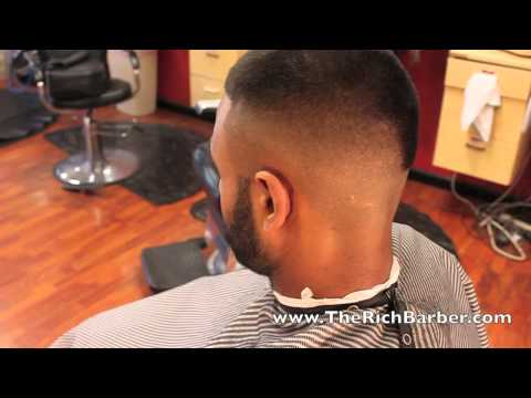BALD FADE W/ BEARD BY CHUKA THE BARBER |HOW TO BARBER| By: Chuka The Barber
