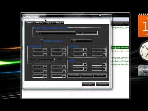 Como usar tu Control de xbox 360 en project 64