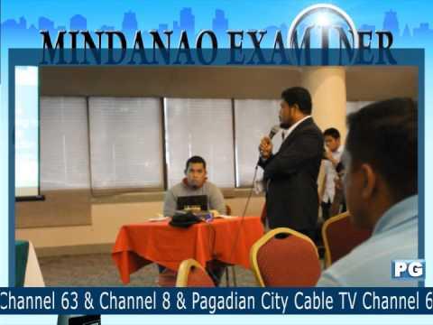 Mindanao Examiner Tele-Radyo: Regional Leaders' Summit