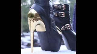 Heels! Ballet Heels!
