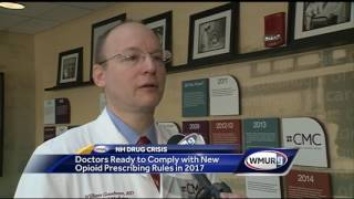 WATCH: Doctors ready to comply with 2017 prescribing laws
