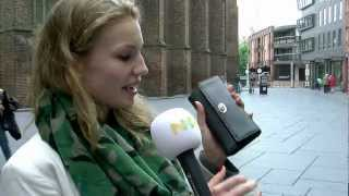 Mobile payments, loyalty points with NFC phones: Pilot at Four Day Marches, Nijmegen