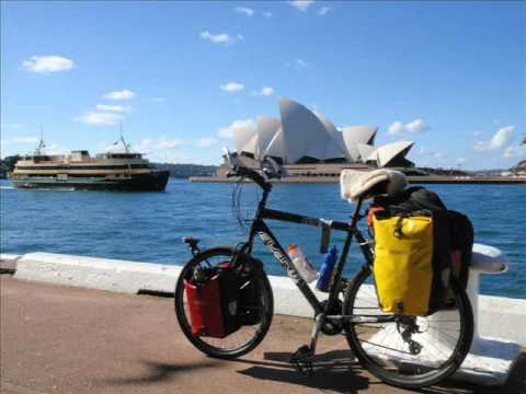 Perth to Sydney! Back in 2010, my first Ever bike tour!