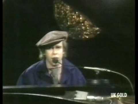 Elton John - Song For Guy - YouTube