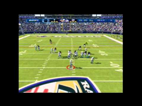 I played as the Indianapolis Colts against some guy online using the Baltimore Ravens. Please like, rate, subscribe, and comment for more videos. Also, please tell me which teams to use next...