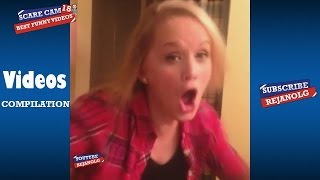 SCARE CAM #18 COMPILATION 2016 - Best Funny Videos