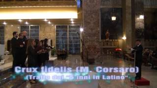 Concerto Musica Sacra 25 Aprile 2015 diretto da Mauro Corsaro