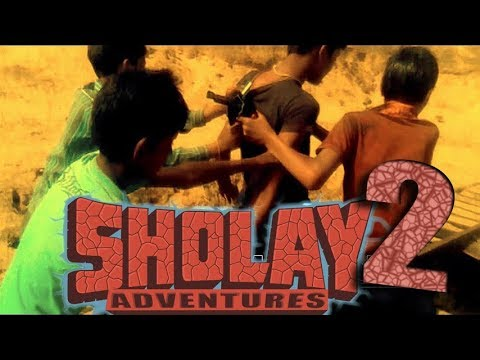 Sholay 2 - Yash Raj Films, New Release - Official Hd Movie video
