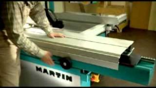 Martin Sliding Table Panel Saws - Scott+Sargeant | www.scosarg.com