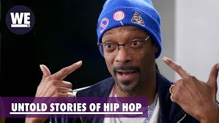 Snoop Talks About Tupac's Feud | Untold Stories of Hip Hop