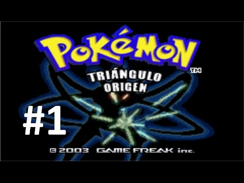 Pokémon triangulo Origen (beta 2) pt.1: Secuestro (link de la descarga)