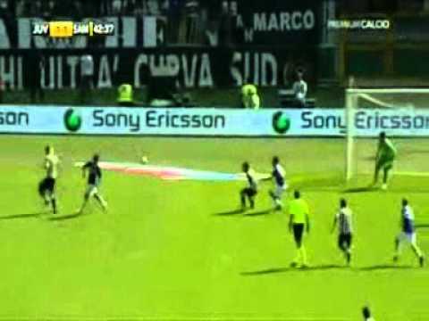 Juventus 2010 i gol piu belli di Del Piero,Quagliarella,Marchisio,Iaquinta e Aquilani
