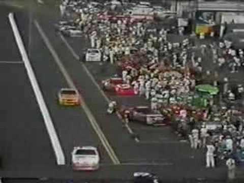 1991 Goody's 500 - Schrader, Jarrett Spin