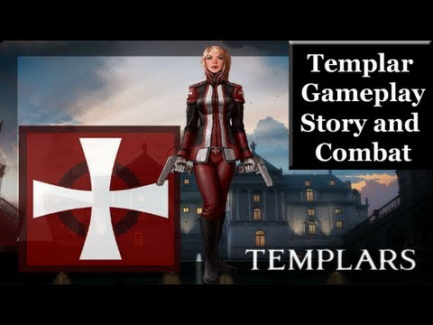The Secret World - Templar Gameplay (Storyline + Combat Part 1)