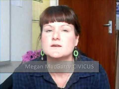 Megan MacGarry on Freedom Day