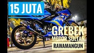 MODIFIKASI MURAH GSX-R150 DARI INDEPENDENT GSX || GREBEK MOTOR 2