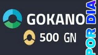 Gerador de Gn para Gokano no Android!