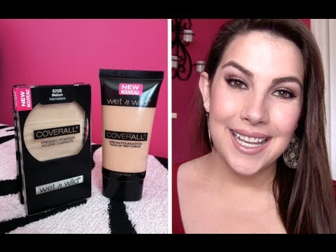 Review: Wet n Wild Coverall Foundation & Powder
