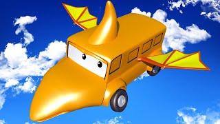 Lily nhí là THẰN LẰN NGÓN CÁNH - cửa hàng sơn của Tom 🎨 những bộ phim hoạt hình về xe tải
