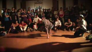 Kleju & Emilka vs Raw Bgirls&Sweeping Crow
