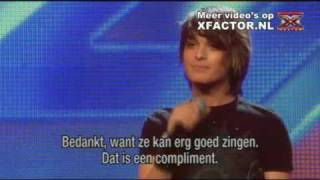 X FACTOR 2011 -  auditie Daniel