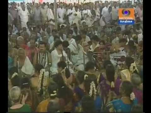 Entharo Mahanubhavulu -thyagaraja Aradhanai 2013 video