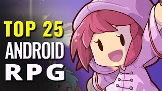 Top 25 Android RPGs | Best Android Role-playing Mobile Games