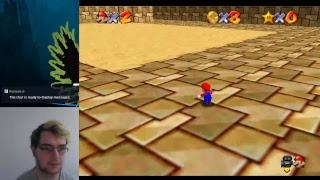 [ENG/(GER)] Dark Stars Demo - Super Mario 64 RomHack