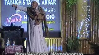 Ibnu HZ Ceramah agama K.H.Al-Habib Thohir Al-Kaf -Kerusakan Moral 5.mpg