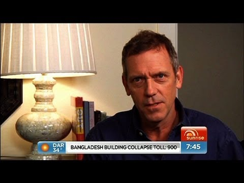 Sunrise - Hugh Laurie on life and leisure