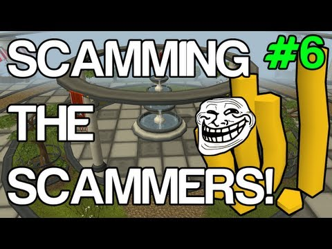 Runescape: Scamming The Scammers – BYE BYE BANK – Episode 6