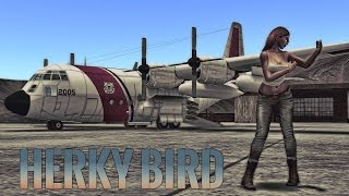 Preview  of the upcoming Herky Bird